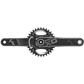 SRAM X01 DH X-Sync 2 Crankset 34T 10/11-speed Direct Mount DUB83, black
